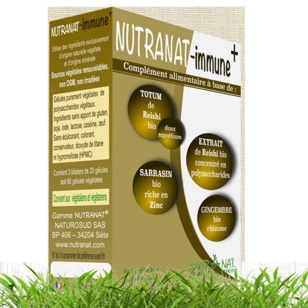 Immune Plus - NUTRANAT