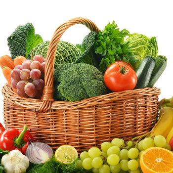Fruits et légumes purs